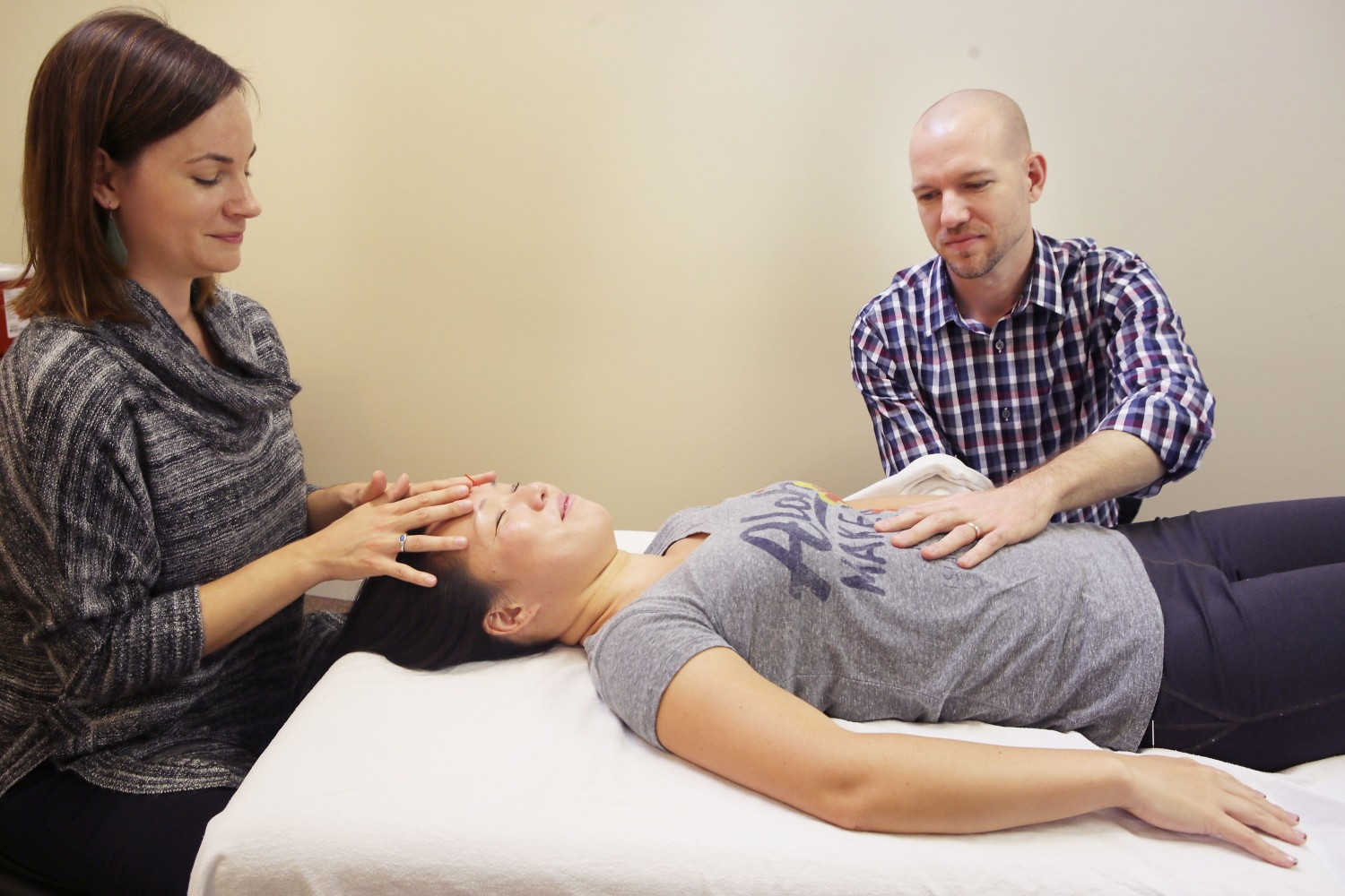 CranioSacral Therapy Cloud Gate