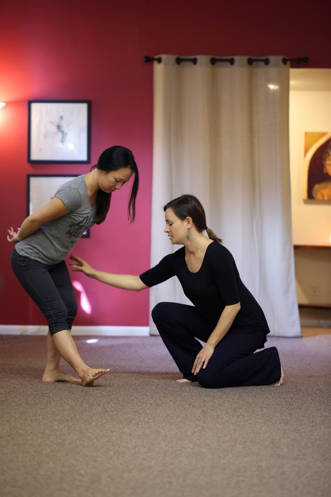 Qi Gong Exercise