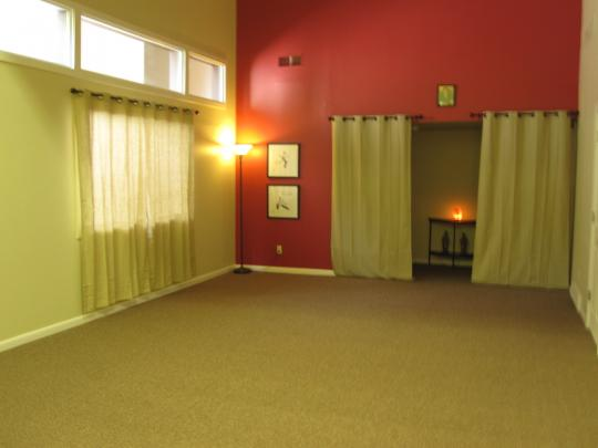 Training Space, Cloud Gate Acupuncture and Healing Arts, Broomfield, Colorado
