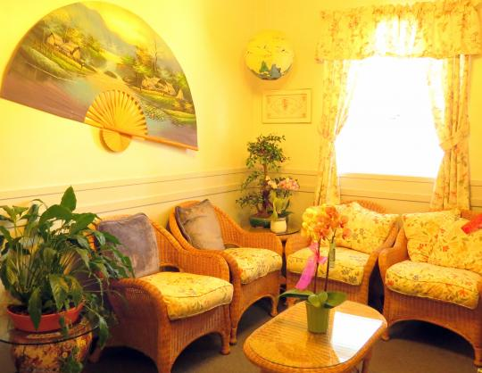 Sequoia Healing Center, Acupuncture and Herbs