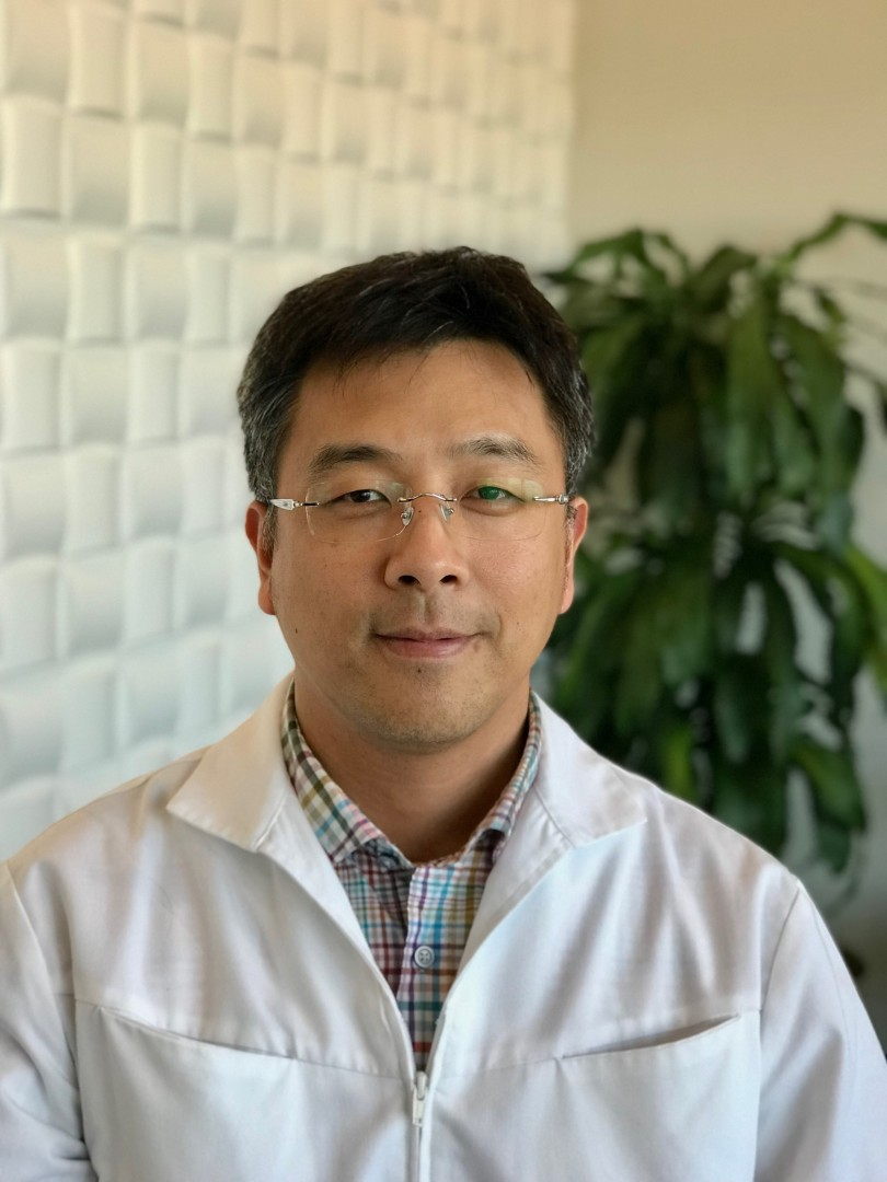 Po-Lung Wu, Licensed Acupuncturist