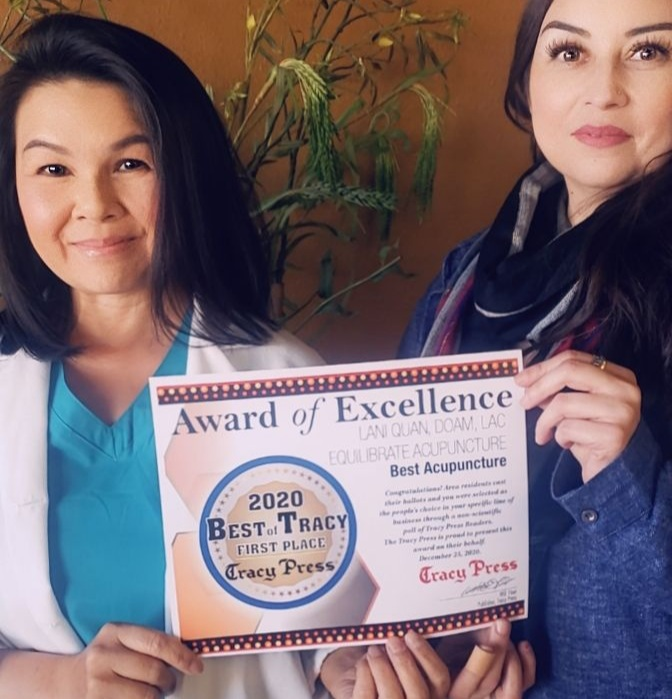 Testimonials and Reviews - Equilibrate Acupuncture & Integrative Medicine in Tracy, CA
