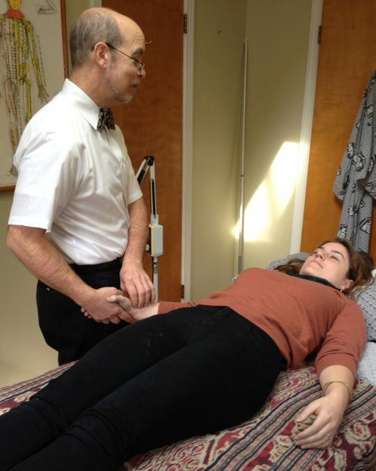 Graham Marks, Five Element Acupuncture, New York City