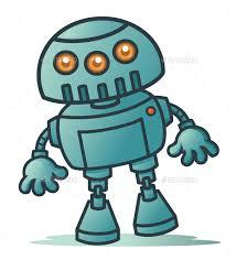 I NO-ROBOT,