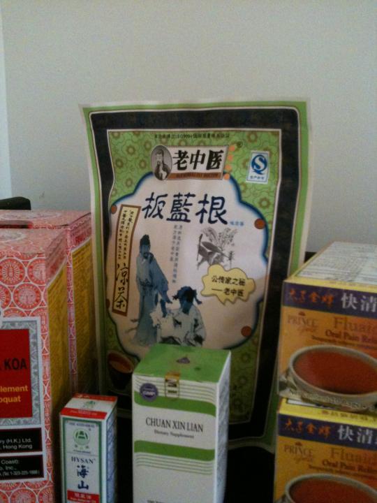 Chinese Herbs -
