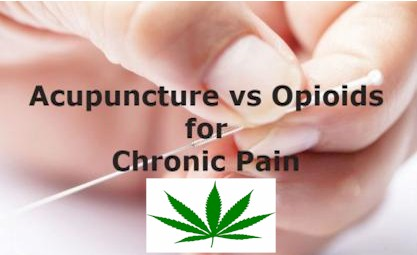Acupuncture vs Opioids for Chronic Pain, Hope with Acupuncture, LLC. in 1336 Michigan St., Suite A Waupaca, WI