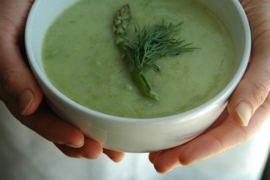 Asparagus Soup,