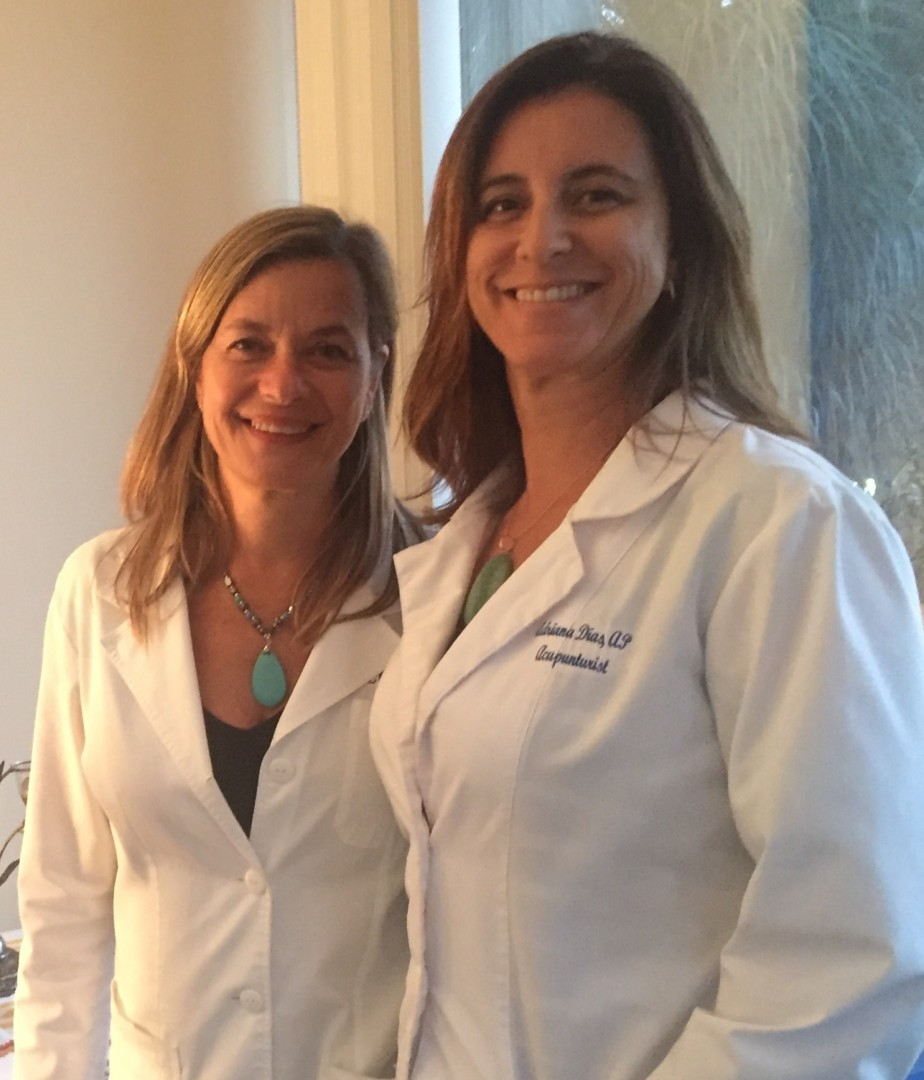 Acupuncture in Plantation, FL at Inner Qi Acupuncture with Viviane Wolthers and Adriana Dias