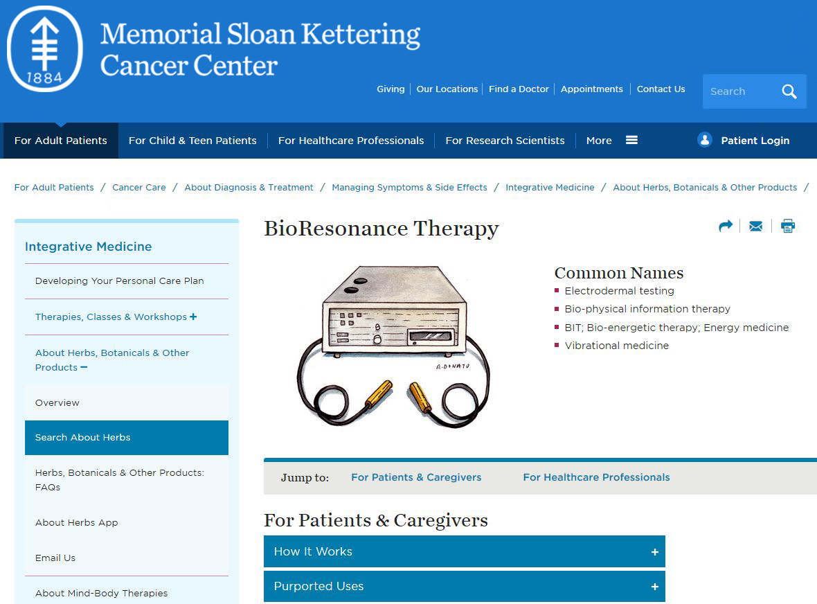 Jeanne Soleille L.Ac. offers bioresonance therapy in Pittsford, NY