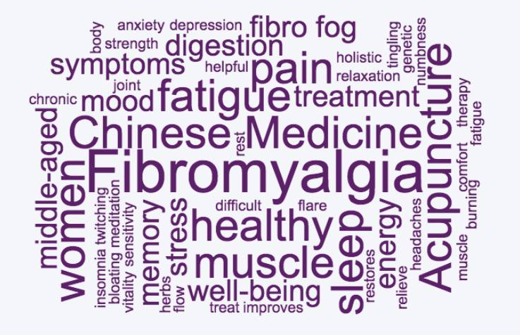 Fibromyalgia and Chinese Medicine, Johanna Utter, L.Ac., FABORM in Davis, CA
