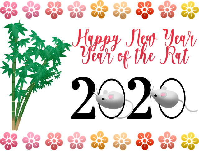 Happy Year of the Metal Rat!, Johanna Utter, L.Ac., FABORM in Davis, CA