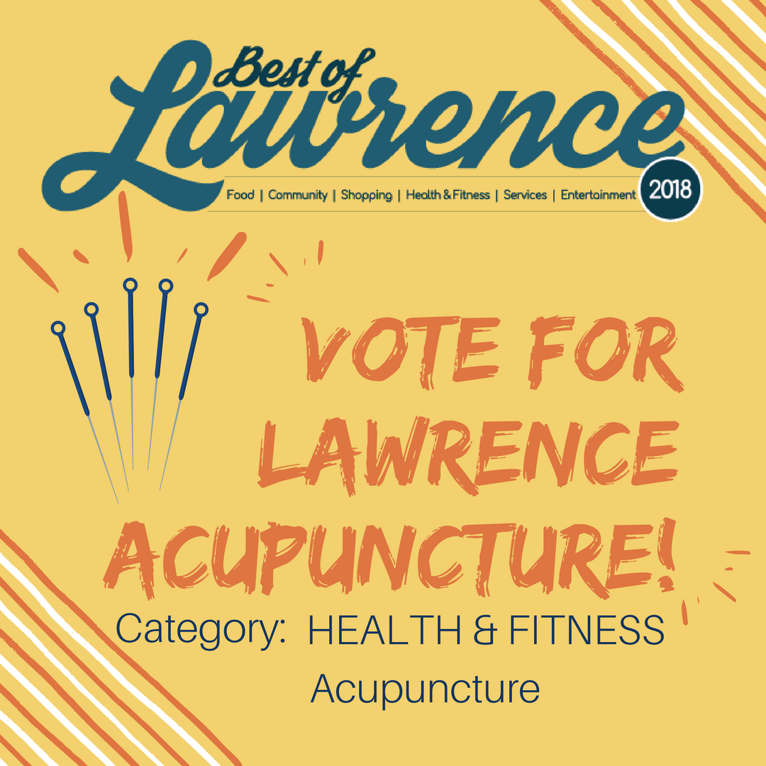 Welcome - Lawrence Acupuncture in Lawrence, KS