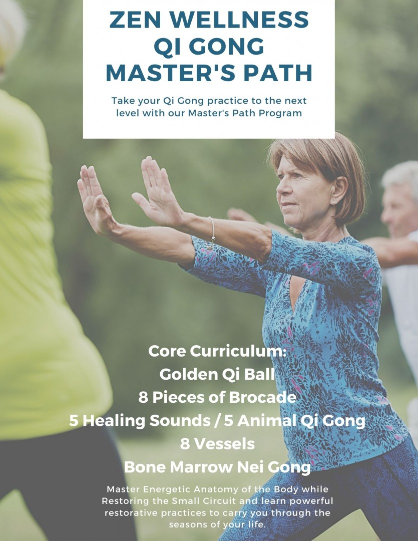 Master's Path Qi Gong Program - Lawrence Acupuncture in Lawrence, KS