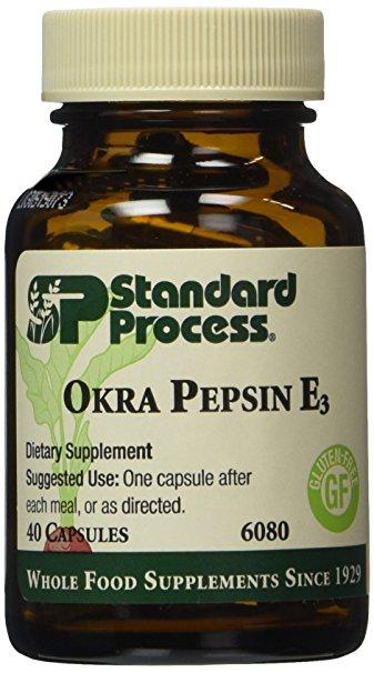 Okra Pepsin E3 Standard Process