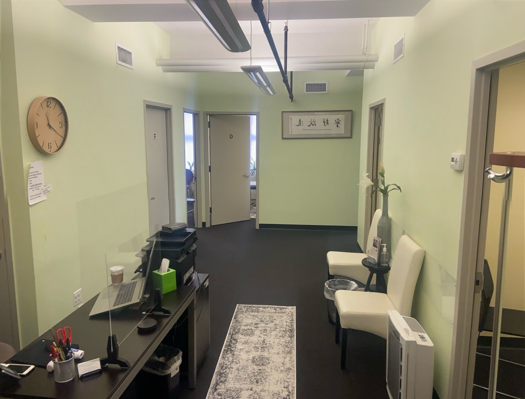 Our Office - Lucy Liu Acupuncture in