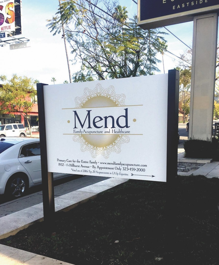 Mend Family Acupuncture Location