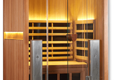 Full Spectrum Infrared Sauna Therapy -