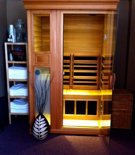 Far Infrared Sauna Therapy -