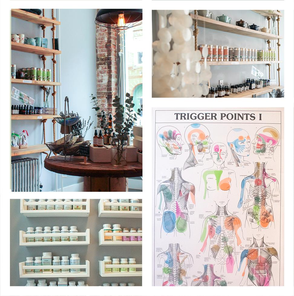 Clinic Photo Gallery - Nurturing Life Acupuncture & Wellness in Hoboken, NJ