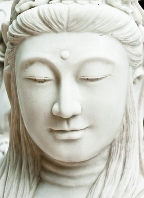 The peaceful feeling you get after an acupuncture treatment with Kate Quinn Stewart, L.Ac.