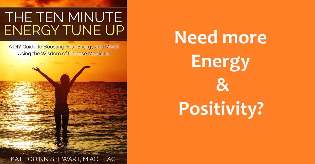 10 Minute Energy Tune Up - Nurturing Spirit Acupuncture in Washington, DC, Dupont Circle