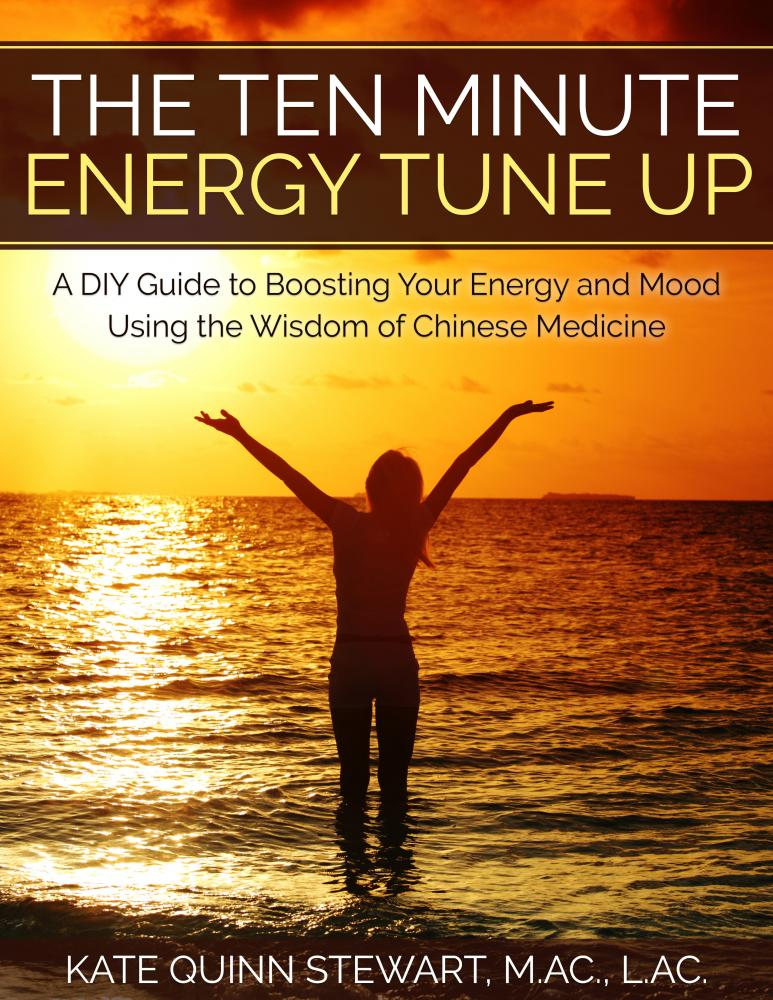 10 Minute Energy Tune Up Thank You - Nurturing Spirit Acupuncture in Washington, DC, Dupont Circle, Arlington, VA, Ballston