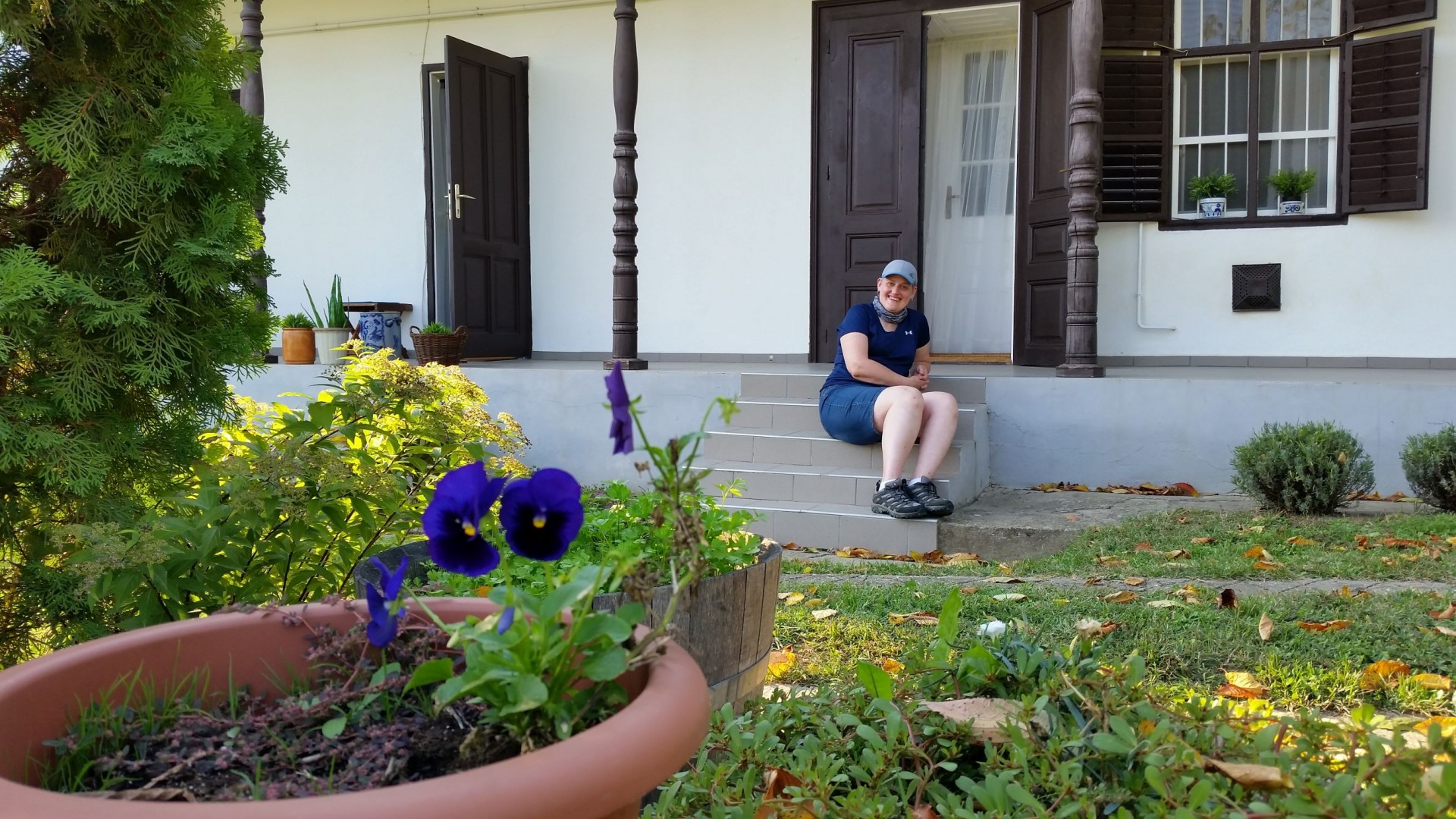 Home to Hungary, Pivotal Point in Oregon Wisconsin