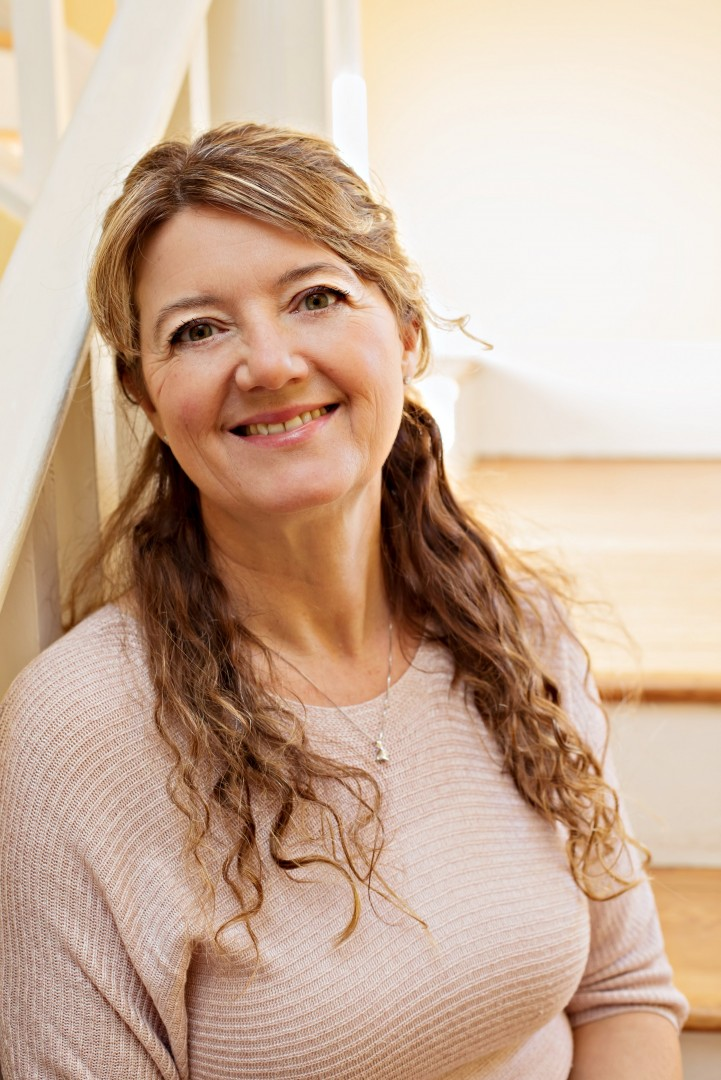 Carolann Stoll, RAc is an acupuncturist in Nanaimo, BC