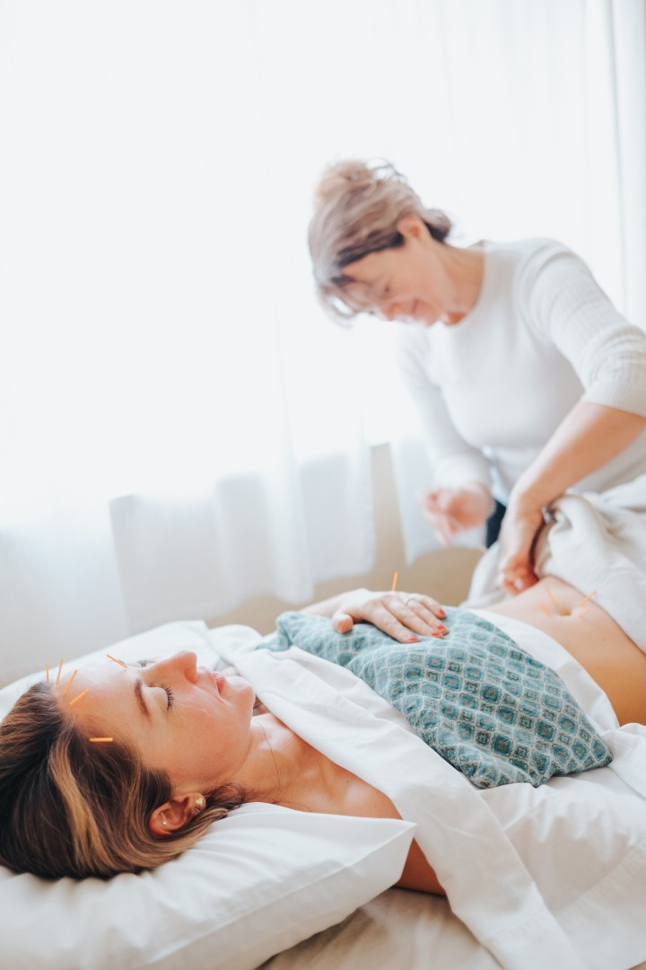 Carolann Stoll offers Acupuncture in Nanaimo, BC