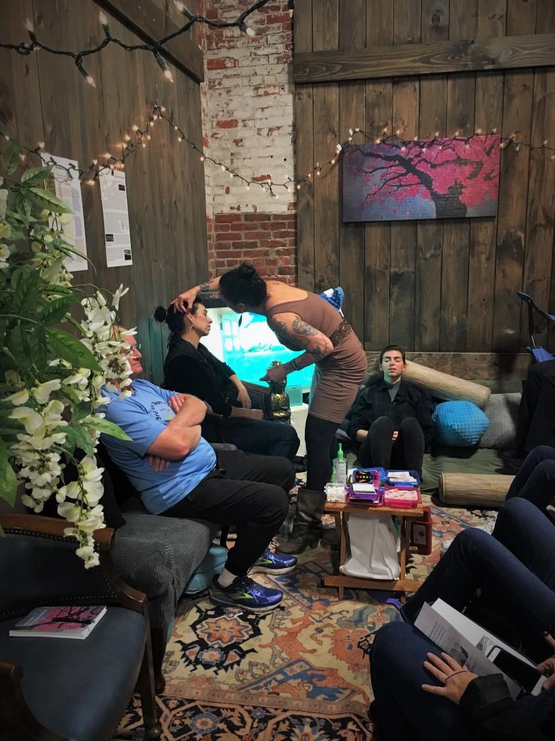 NADA - Pura Vida Acupuncture and Yoga in Portland, Maine