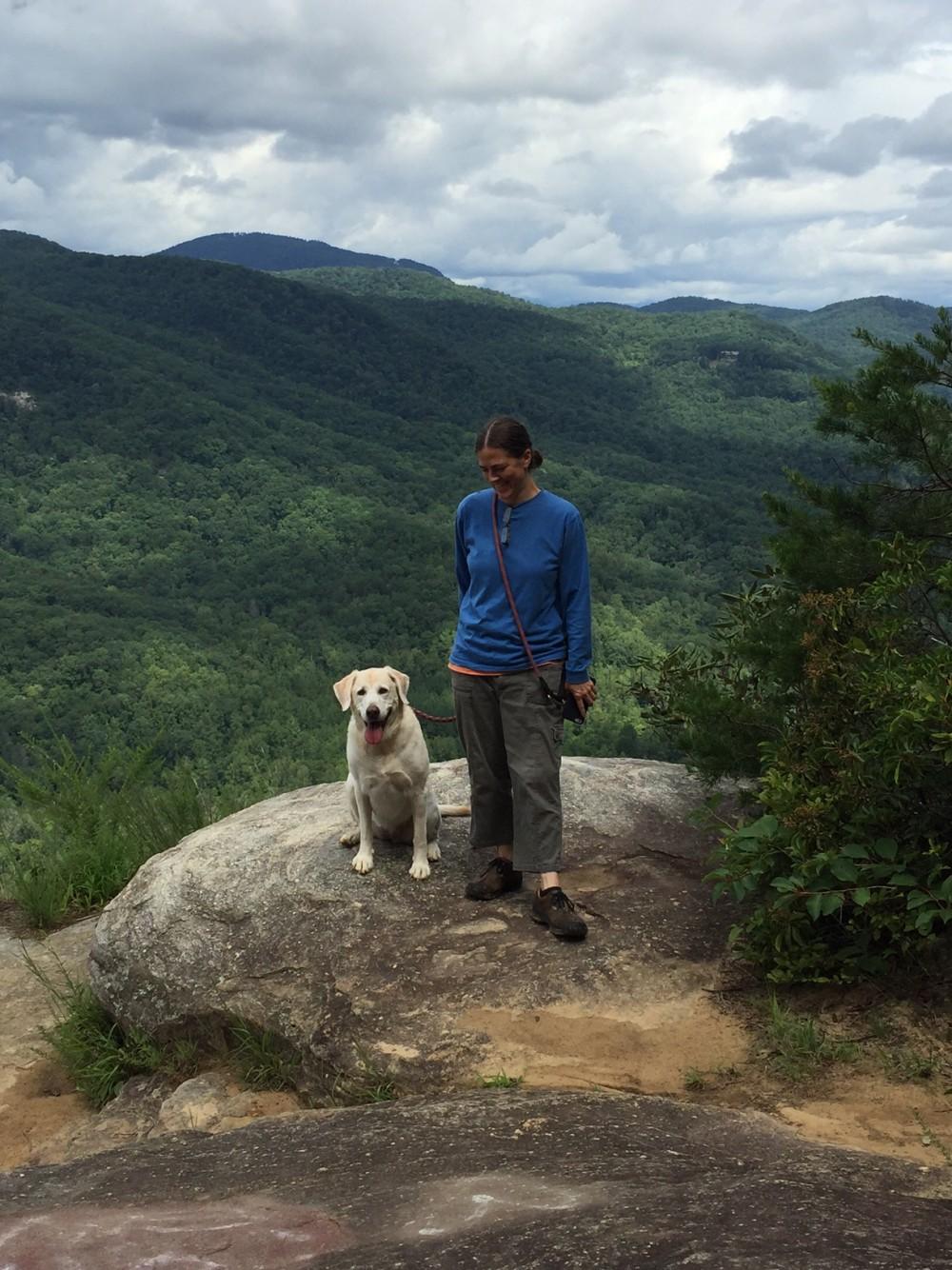 Me & Miss Jenny Lake Lure, NC