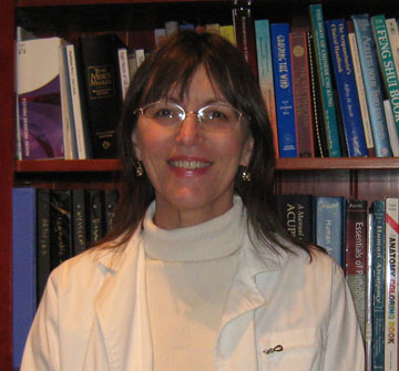 Margaret Steele, M.S., L.Ac, licensed acupuncturist in Peekskill, NY