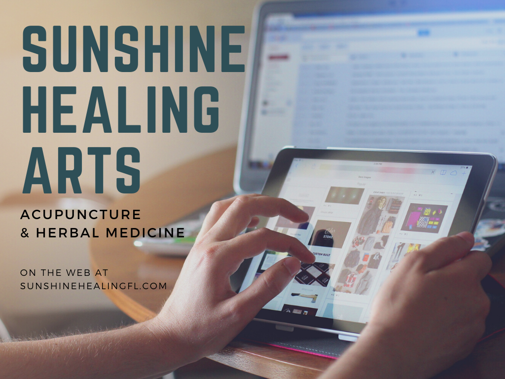 Sunshine Healing Arts is now in the 21st Century!, Sunshine Healing Arts Acupuncture & Wellness in Atlantic Beach, Florida