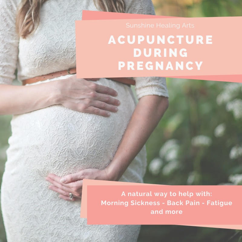 Acupuncture During Pregnancy, Sunshine Healing Arts Acupuncture & Wellness in Jacksonville Beach, Florida