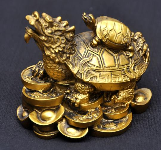 turtle dragon