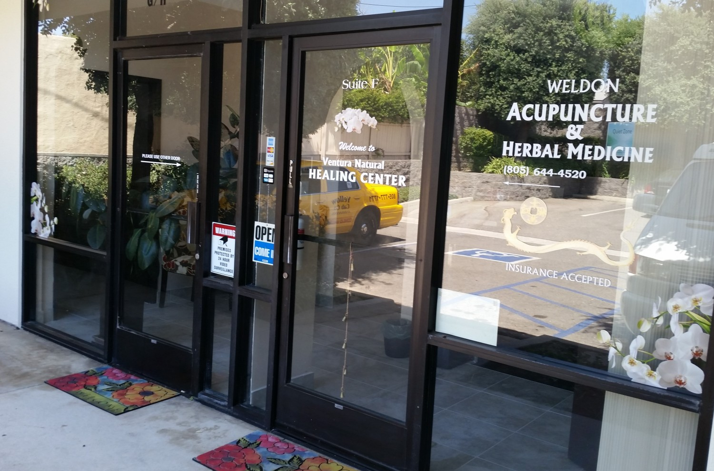 Visit the Office - Weldon Acupuncture & Herbal Medicine in Ventura, CA