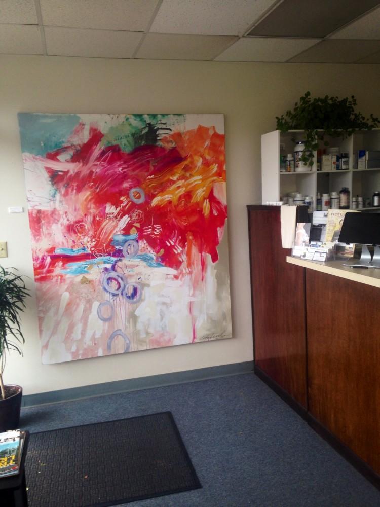 Northampton Office Enterance
