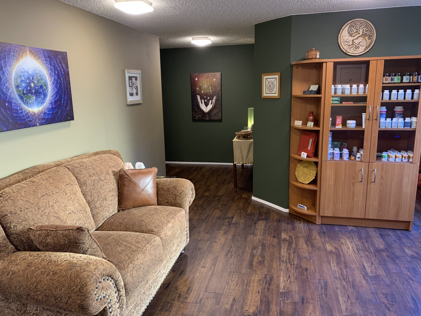 The Space - Wildwood Acupuncture in Portland, OR