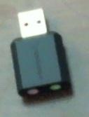 Sabrent USB Audio Adapter
