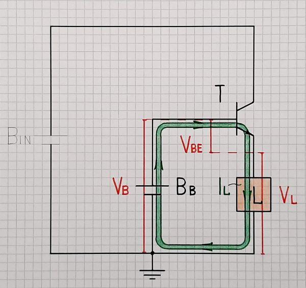 Battery supply