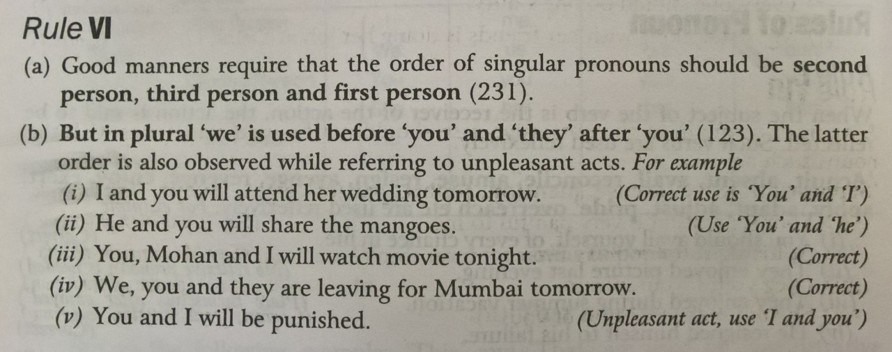 """""""Page from Objective General English, S.P. Bakshi"""""""