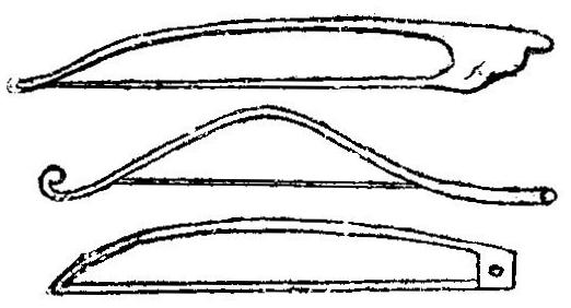 Image of early bows.