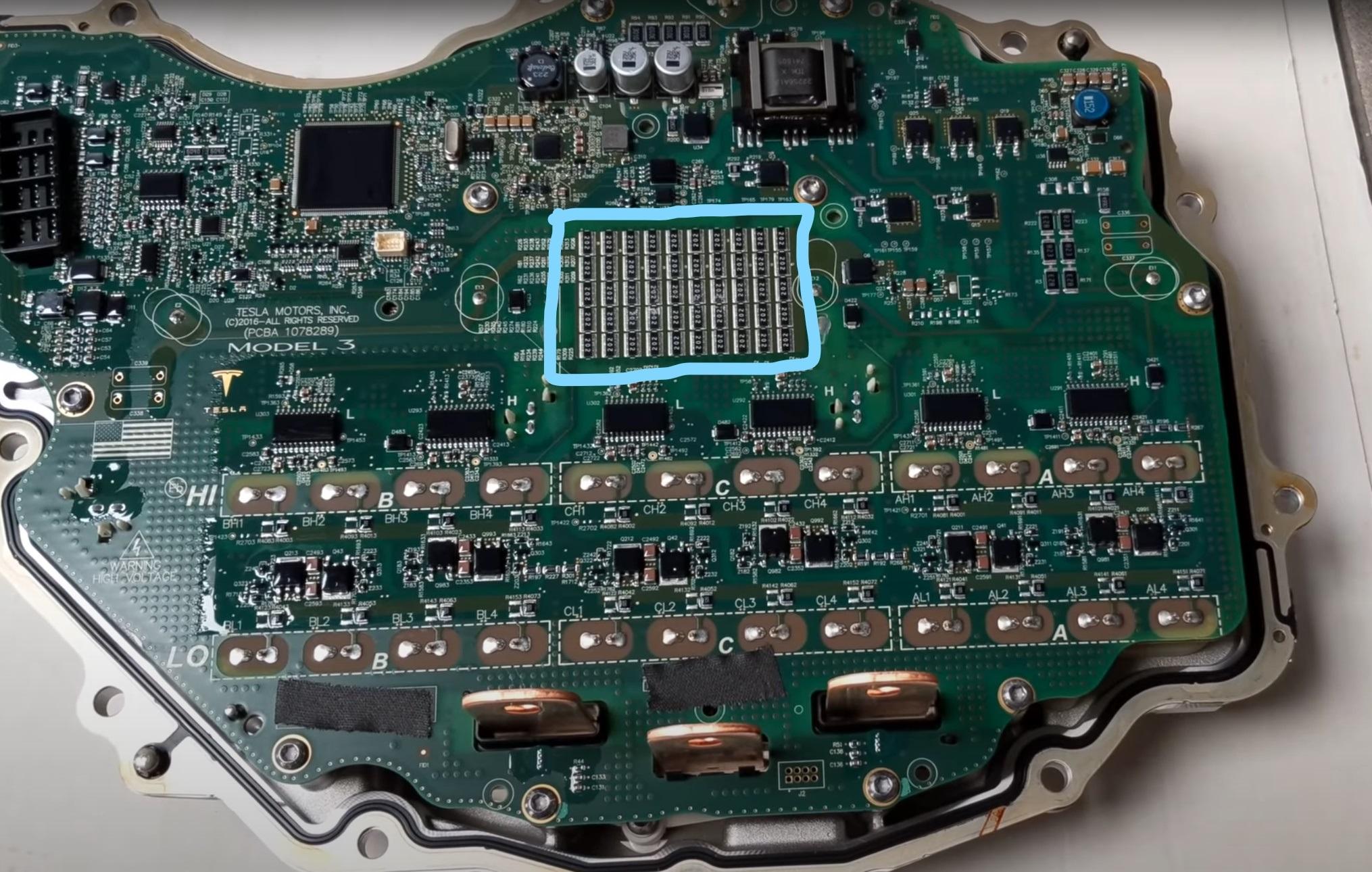 Model 3 Inverter