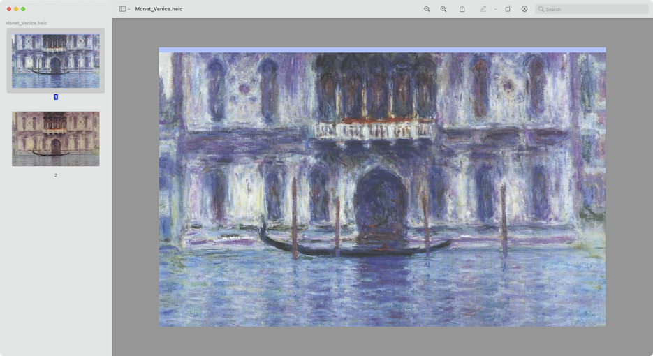 Sceenshot of mac preview app with added lighter rectnagle on top of the background image