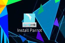 Install Parrot