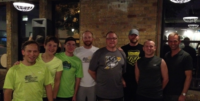 Run Beer Repeat at Sisyphus Brewing