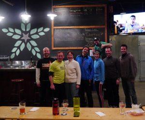 November 20 2014 Run Beer Repeat