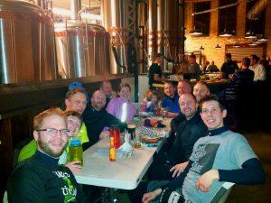 Run Beer Repeat at Urban Growler