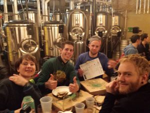 February 2015 Run at LynLake Brewing