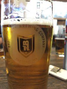 Badger Hill Beer